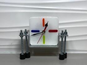 Mutli Colored Clock Face